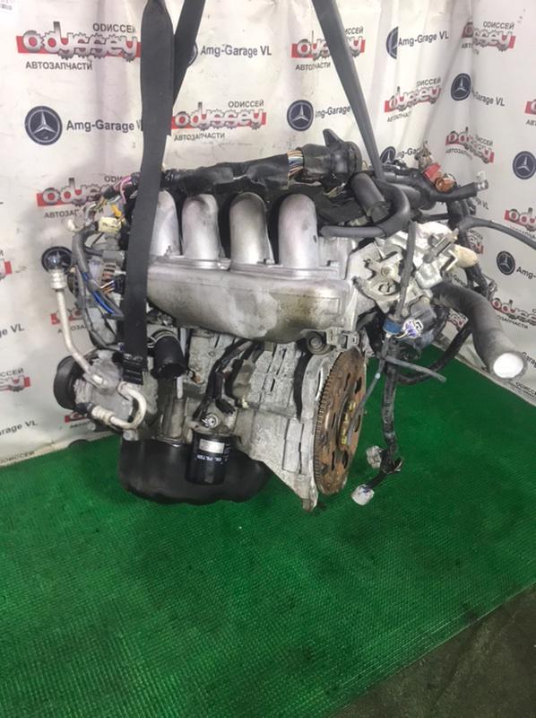 Двигатель Toyota Corolla Runx ZZE123 2ZZ-GE 2002