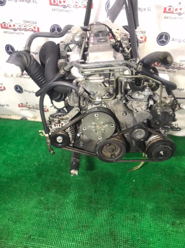 Двигатель Mitsubishi Pajero V26 4M40 1993