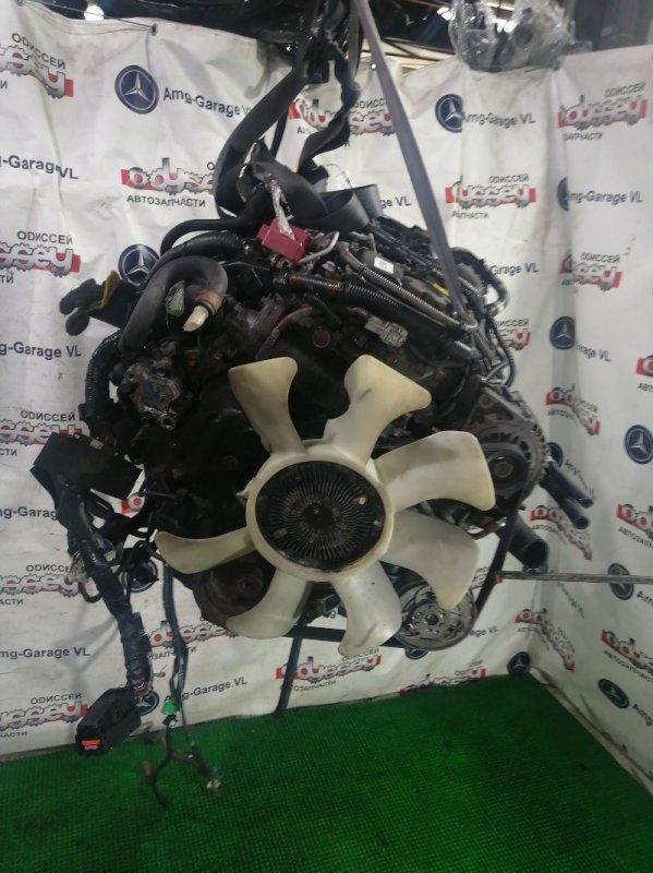 Двигатель Nissan Caravan VWME25 ZD30DDTI 2008