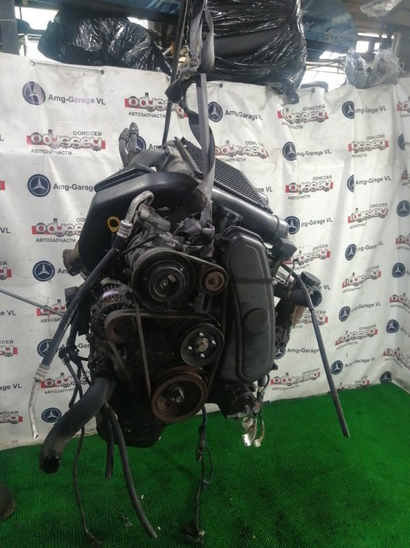 Двигатель Toyota Prado KZJ90 1KZ-TE 1996