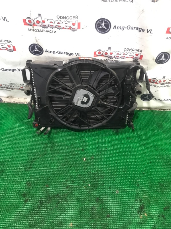 Радиатор Mercedes E320 WDB211 112.949 2004