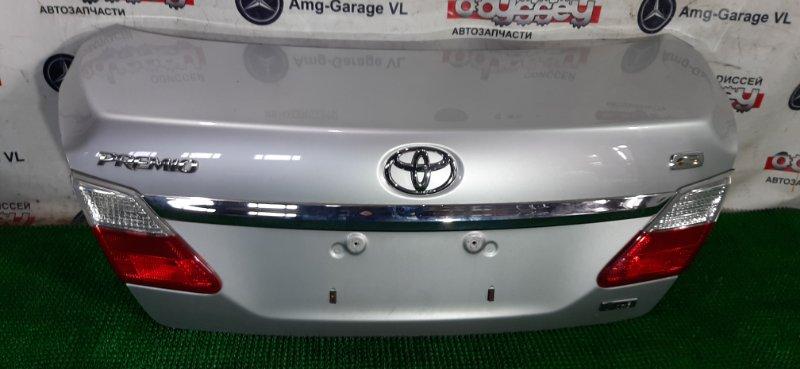 Крышка багажника Toyota Premio ZRT265 2ZR-FE 2010
