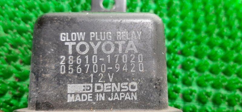 Электронный блок Toyota Landcruiser HDJ81 1HD-T 1990