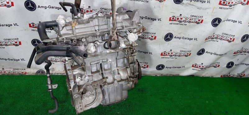 Двигатель Nissan Juke YF15 HR15 2010