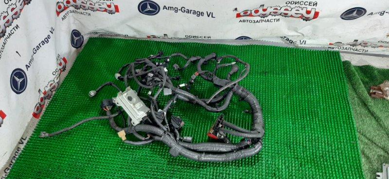 Коса двс Nissan Juke YF15 HR15DE 2011