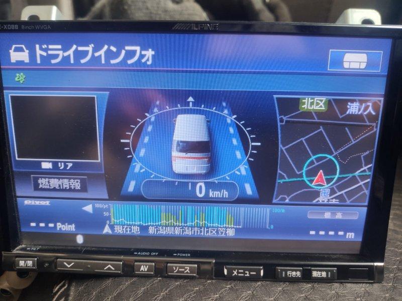 Магнитофон Mitsubishi Delica D5 CV5W 4B12 2011