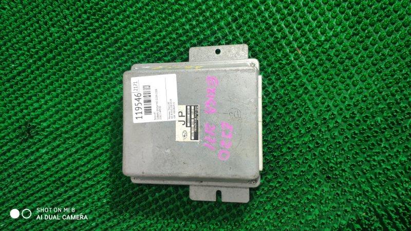 Блок efi Subaru Exiga YA5 EJ204 2008
