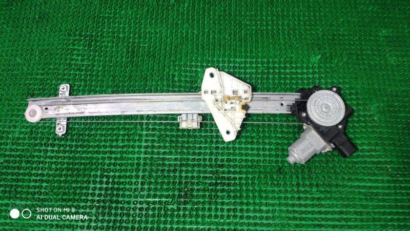 Стеклоподъемный механизм Subaru Impreza GJ7-003798 FB20-R318663 2012 передний левый
