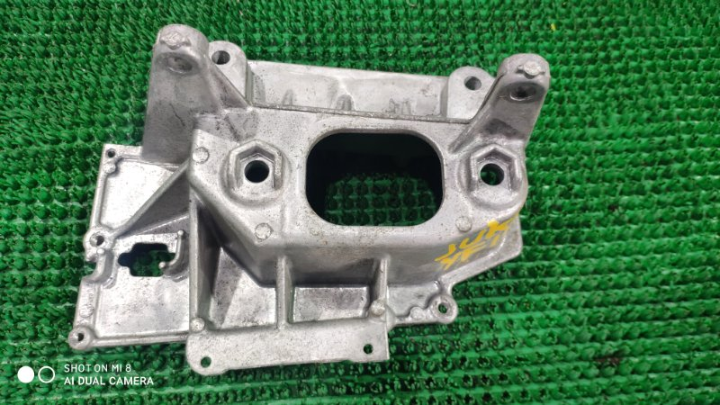 Подушка двигателя Nissan Juke YF15 HR15DE 2011 передняя левая