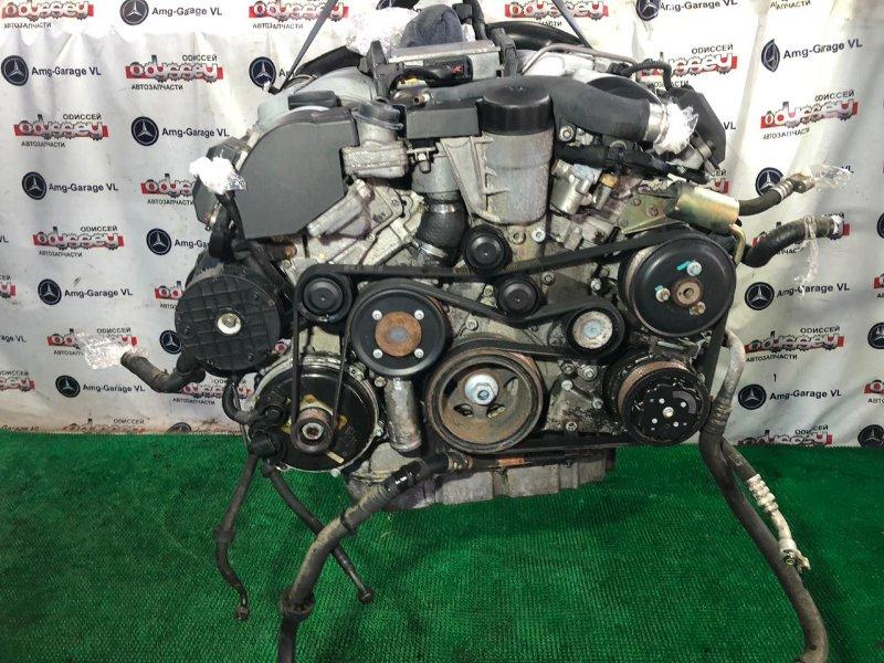 Двигатель Mercedes S600 W220 137970 2001