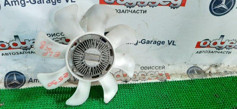 Вентилятор с вязкостной муфтой Isuzu Elf NPR58 4BE1-387968 1992
