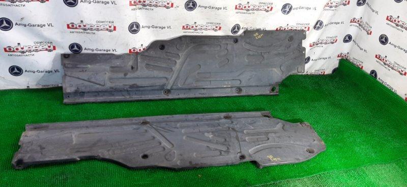 Защита днища Mercedes C32 Amg W203 112961 60 002787 2001