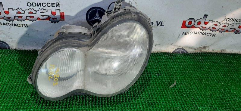 Фара Mercedes C32 Amg W203 112961 60 002787 2001 левая