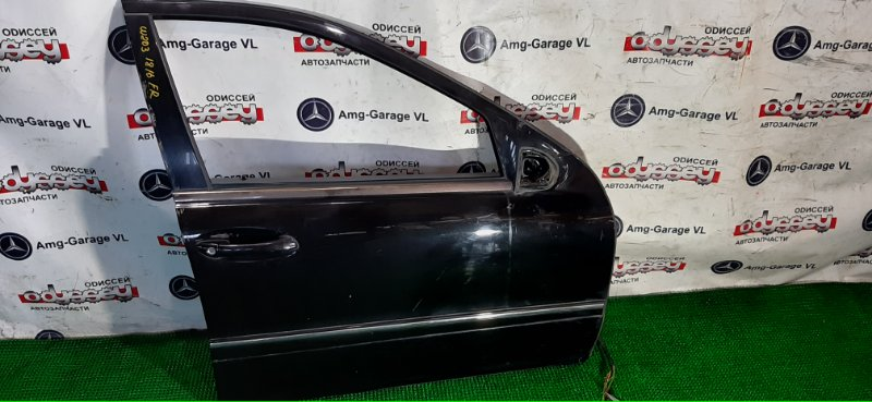Дверь Mercedes C32 Amg W203 112961 60 002787 2001 передняя правая
