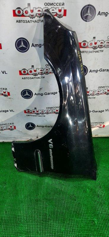 Крыло Mercedes C32 Amg W203 112961 60 002787 2001 переднее левое
