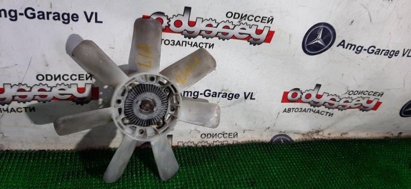 Вентилятор с вязкостной муфтой Toyota Lite Ace CR51 2C 1997