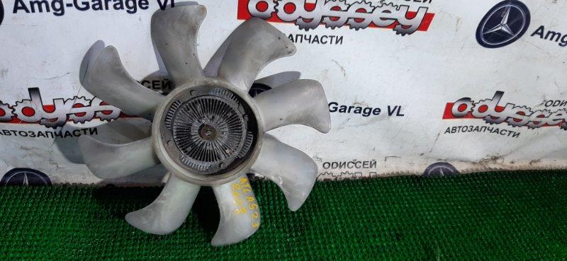 Вентилятор с вязкостной муфтой Nissan Atlas K2F23-000973 NA20 1993