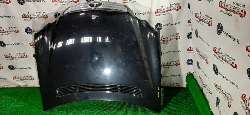 Капот Mercedes C32 Amg W203 112961 60 002787 2001