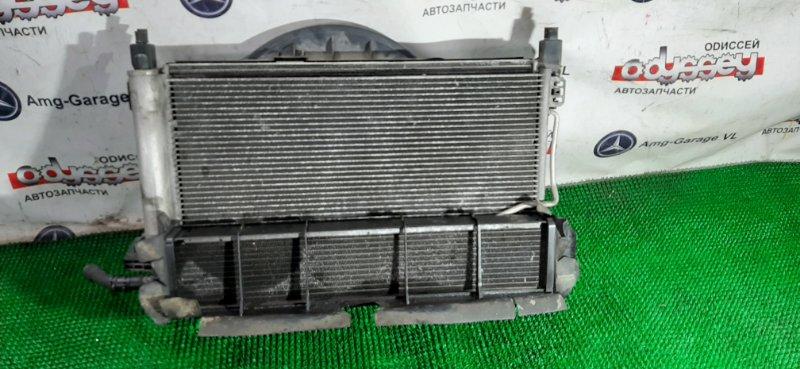 Радиатор Mercedes C32 Amg W203 112961 60 002787 2001