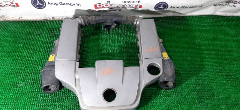 Корпус воздушного фильтра Mercedes C32 Amg W203 112961 60 002787 2001