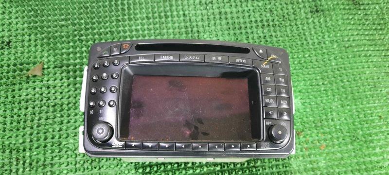 Магнитофон Mercedes C32 Amg W203 112961 60 002787 2001