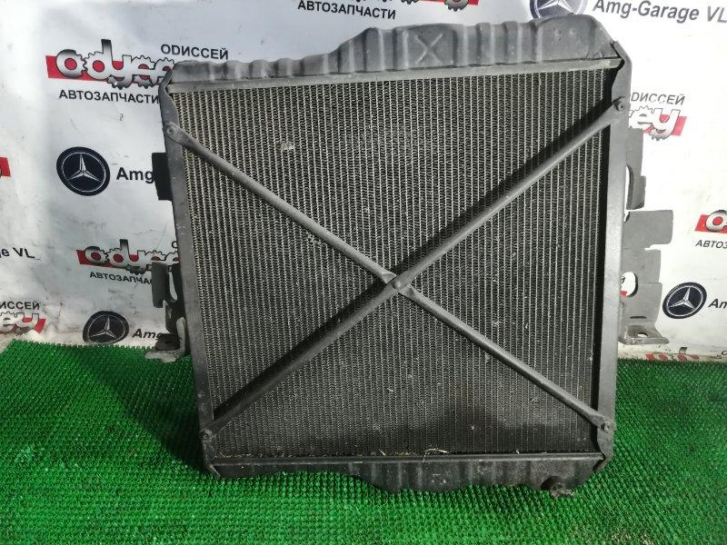 Радиатор Nissan Nissan Diesel CM87F FE6 1990