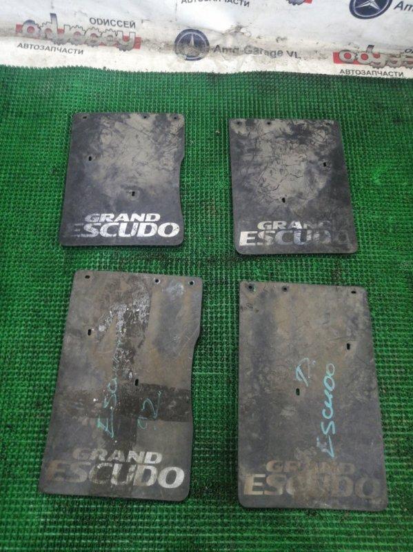 Брызговики комплект Suzuki Grand Escudo TX92W