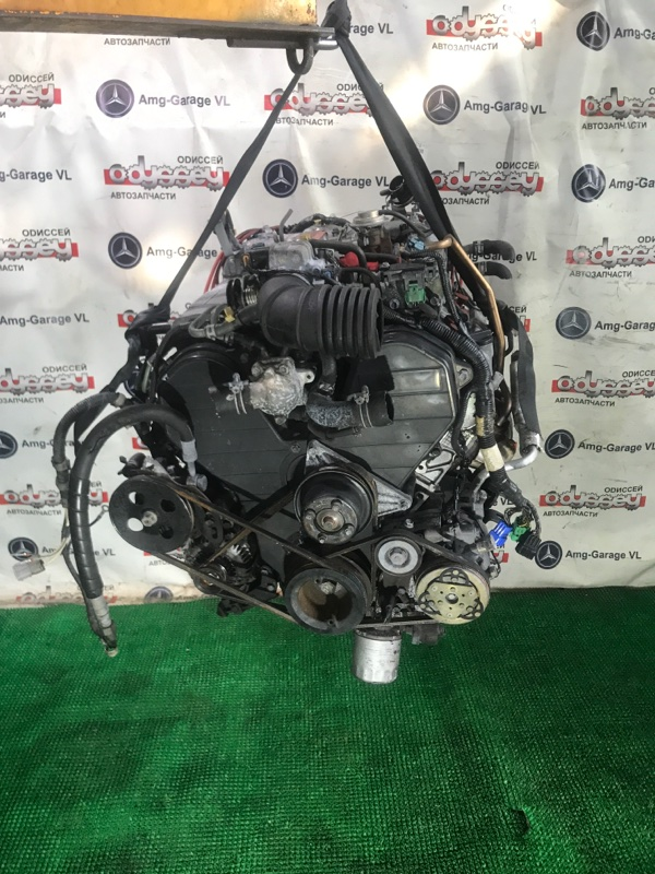 Двигатель Isuzu Bighorn UBS25GW 6VD1 1993