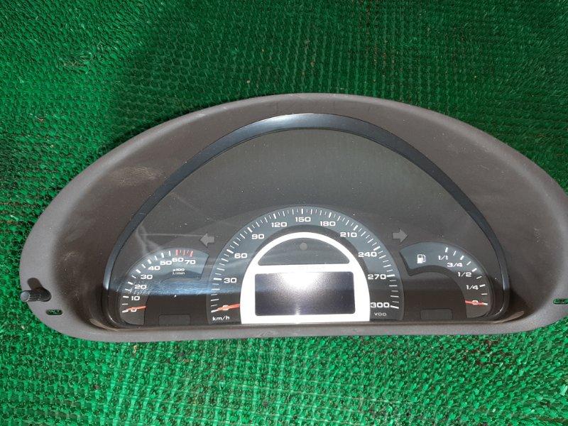 Панель приборов Mercedes C32 Amg W203 112961 60 002787 2001