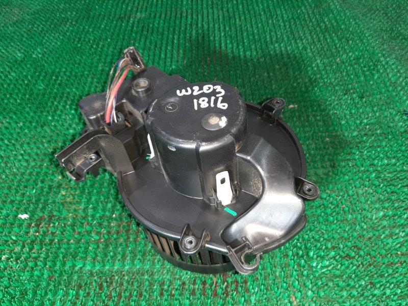 Мотор печки Mercedes C32 Amg W203 112961 60 002787 2001