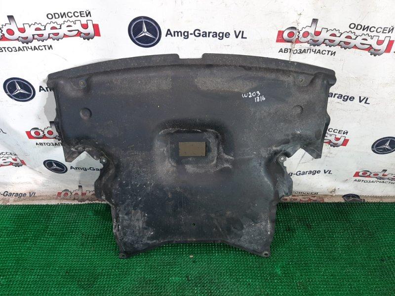 Защита двигателя Mercedes C32 Amg W203 112961 60 002787 2001