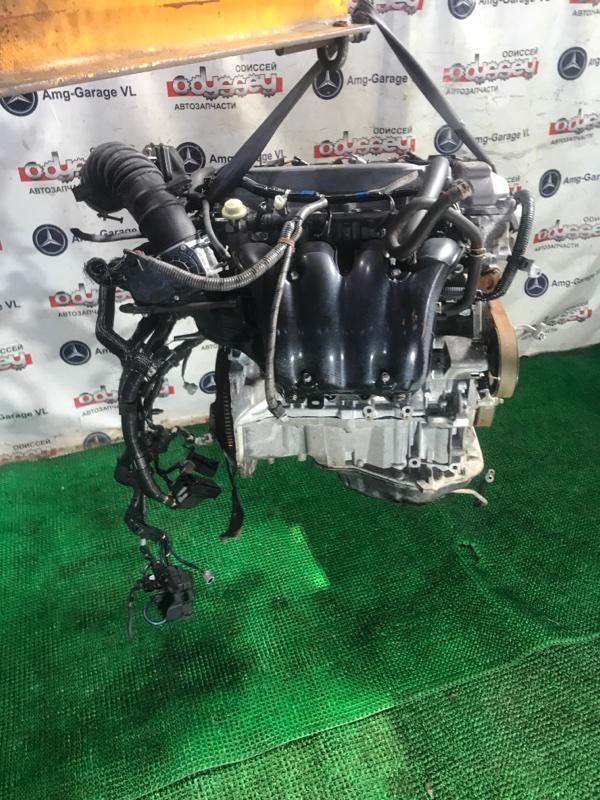 Двигатель Toyota Mark X Zio ANA10 2AZ-FE 2009