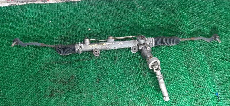 Рулевая рейка Mercedes C32 Amg W203 112961 60 002787 2001