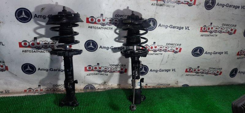 Стойка подвески Mercedes C32 Amg W203 112961 60 002787 2001 передняя