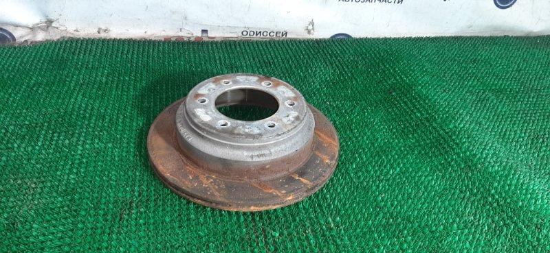 Тормозной диск Isuzu Bighorn UBS69GW 4JG2 1995 задний левый