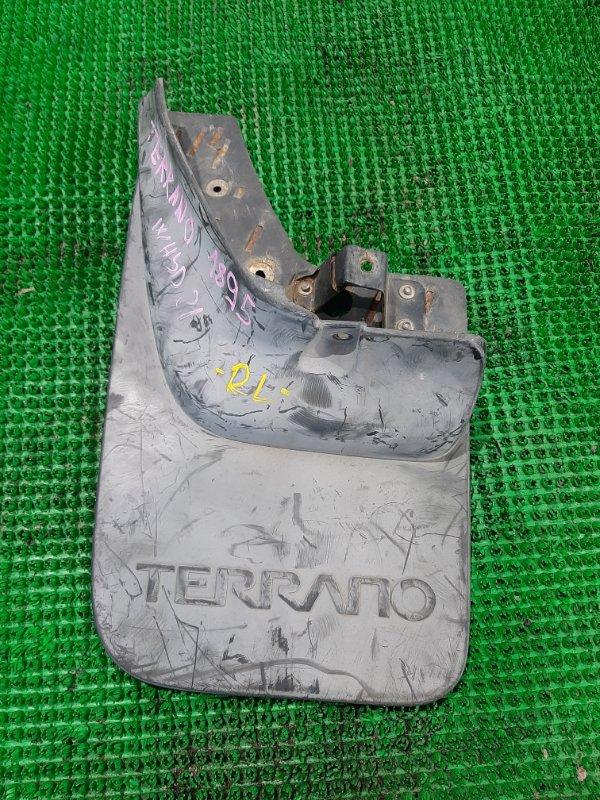 Брызговик Nissan Terrano WHYD21 VG30(E)069558Y 1995 задний левый