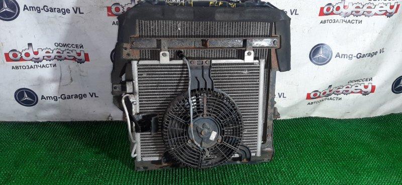Радиатор Isuzu Elf NKR81 4HL1 2004
