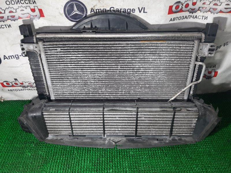 Радиатор Mercedes Clk200 WDB209 271.940 2006