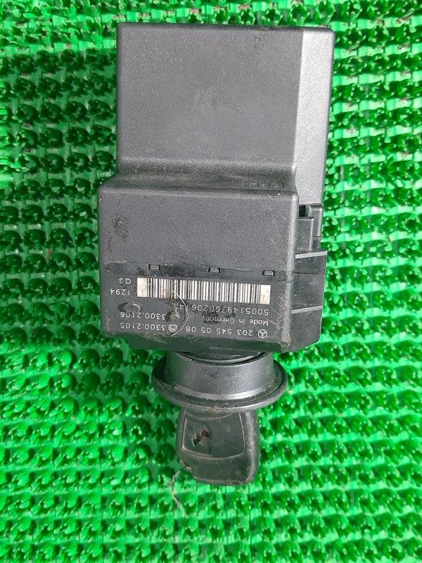 Замок зажигания Mercedes C32 Amg W203 112961 60 002787 2001