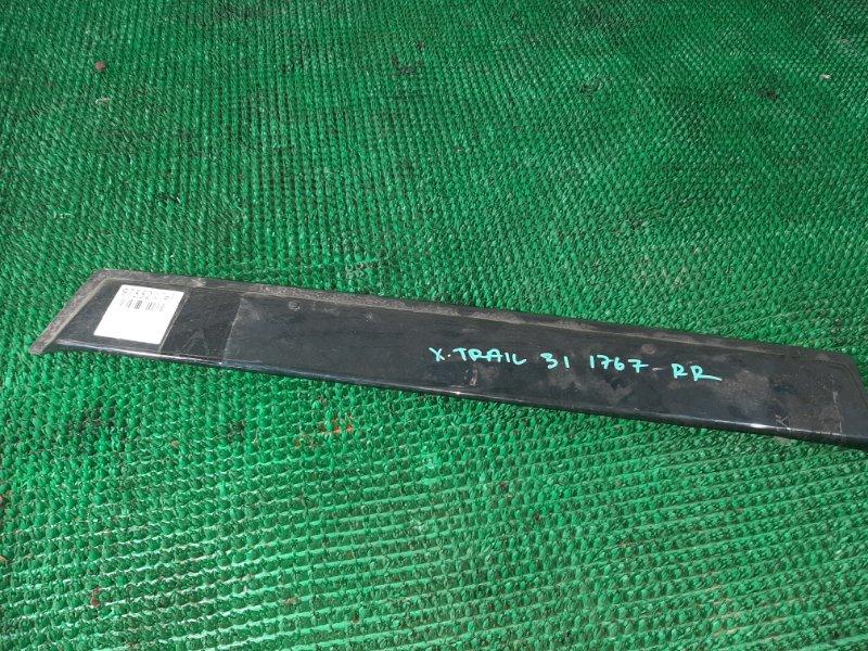 Ветровик Nissan Xtrail NT31 MR20-540104A 2008 задний правый