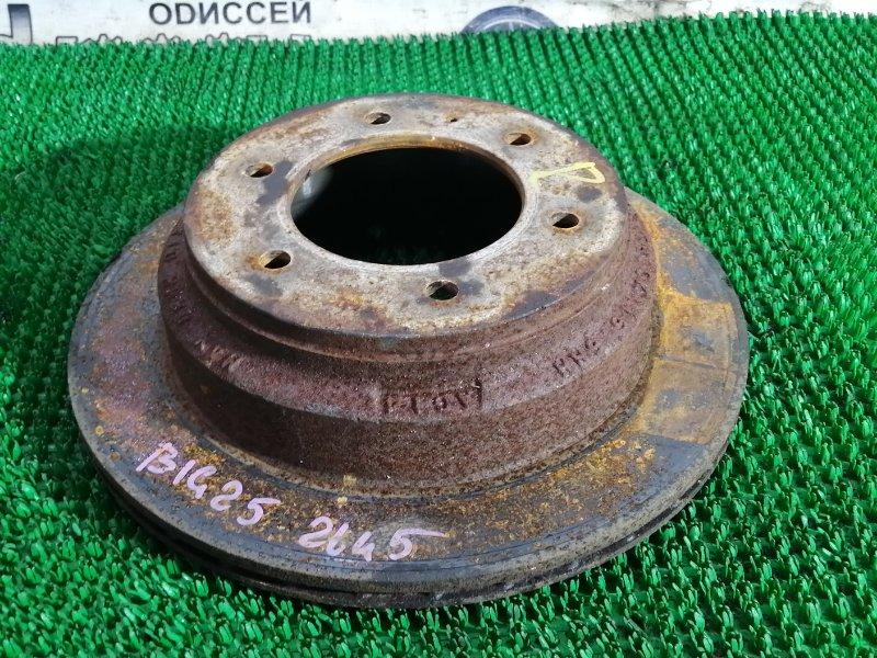 Тормозной диск Isuzu Bighorn UBS25GW 6VD1 1993 задний правый