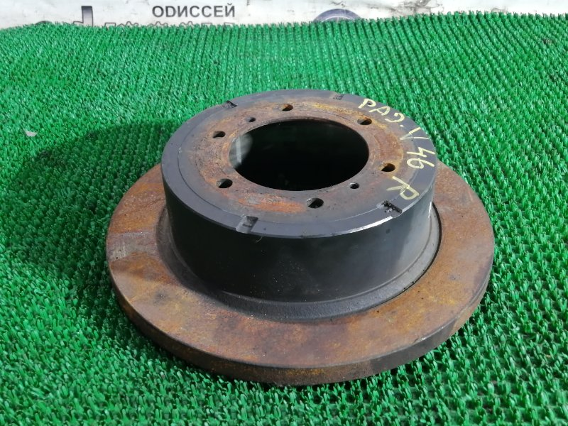 Тормозной диск Mitsubishi Pajero V46W-1500762 4M40TE - CT7569 1999 задний правый