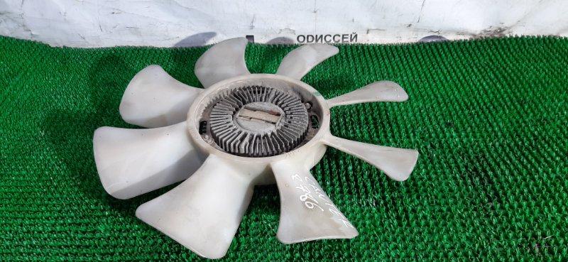 Вентилятор с вязкостной муфтой Mitsubishi Canter FE516BC 4D36-C76366 1998