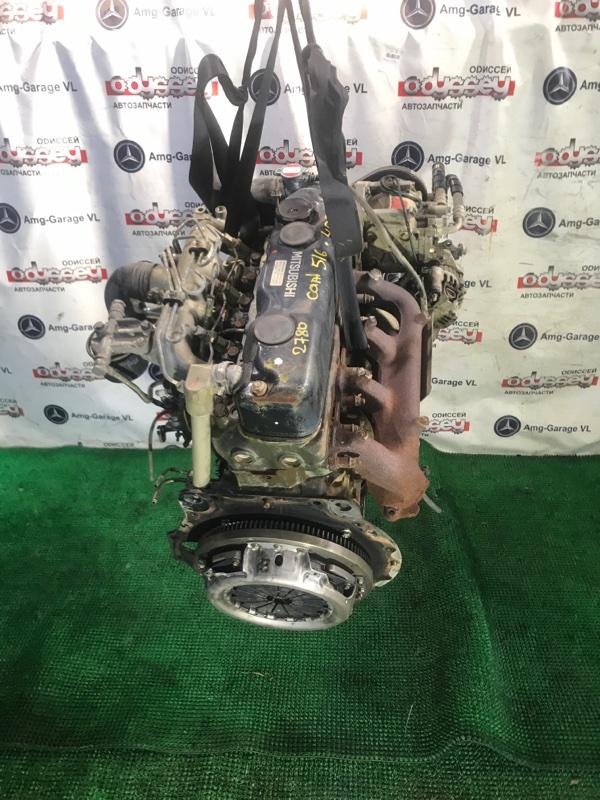Двигатель Mitsubishi Canter FE516BC 4D36-C76366 1998