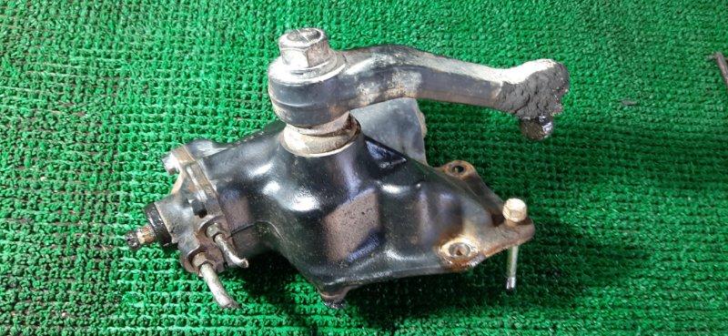 Редуктор рулевой Mitsubishi Canter FE516BC 4D36-C76366 1998 передний