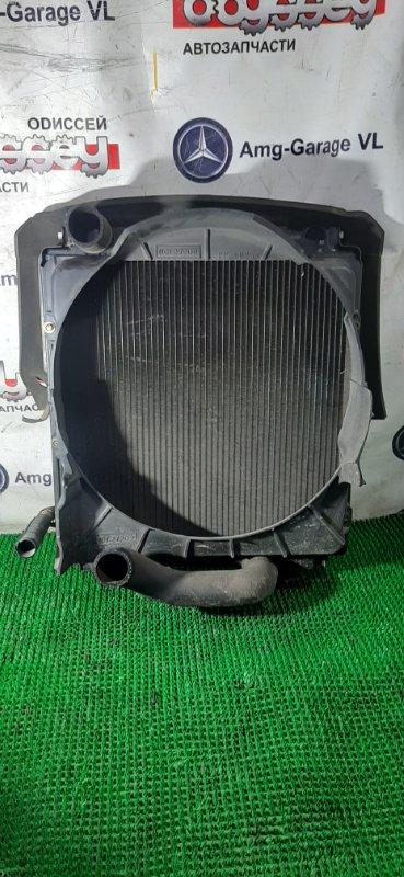 Радиатор Mitsubishi Canter FE507BT 4D33-E15181 1995