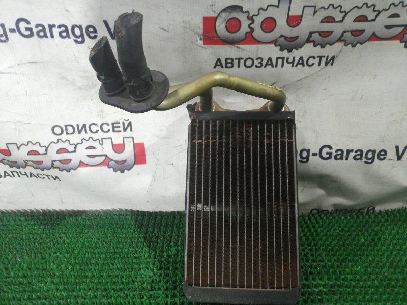 Радиатор печки Toyota Surf KZN130 1KZ-TE 1995