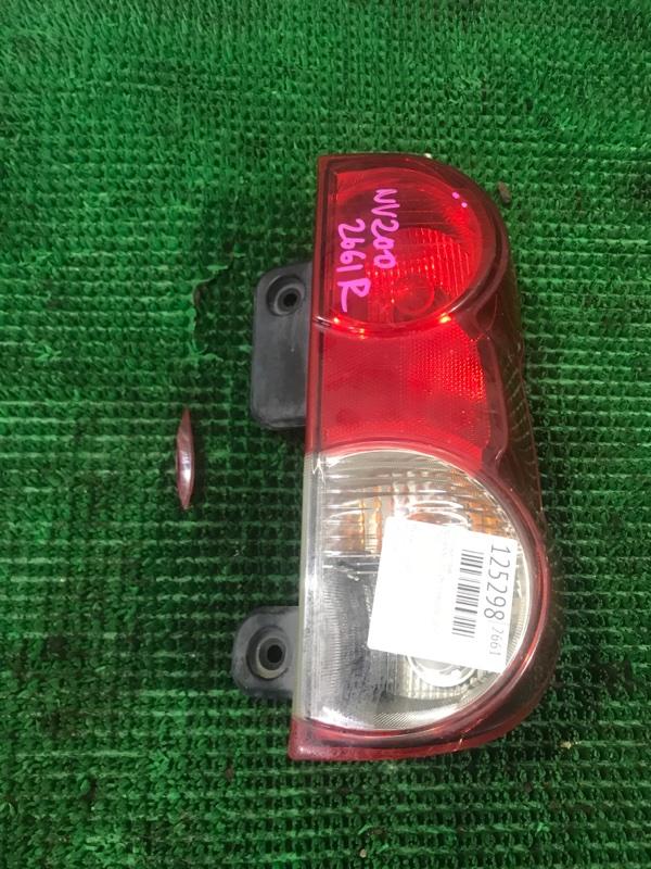 Стоп Nissan Nv 200 VM20 HR16DE 2009 задний правый