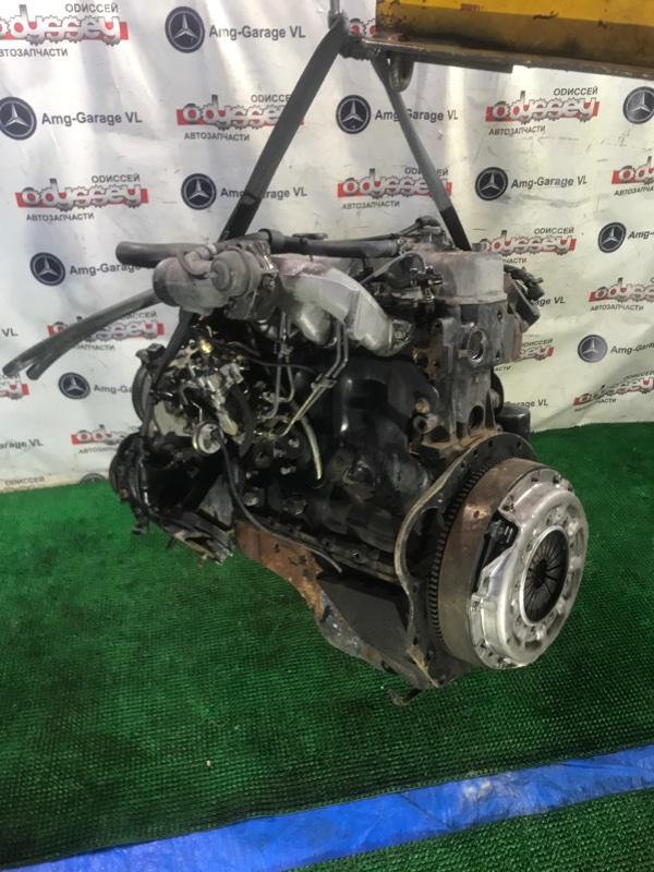 Двигатель Isuzu Elf NKR55E 4JB1-144851 1990
