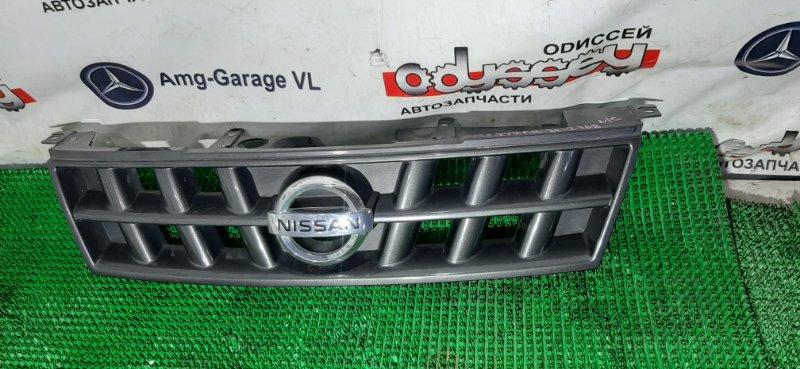 Решетка радиатора Nissan Xtrail TNT31 QR25DE 2008